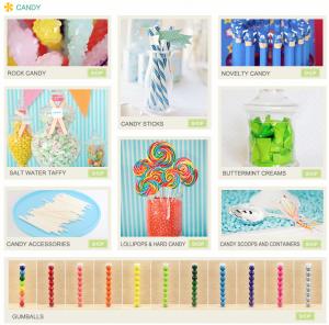 Candy Kara's Party Ideas Shop