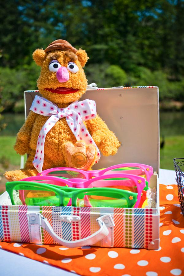 Kara S Party Ideas Muppets Inspired 5th Birthday Party