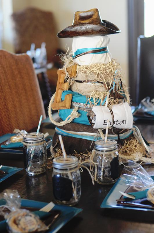 western baby boy shower decorations decorating ideas