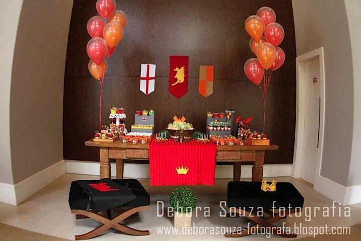 Kara S Party Ideas Dragon Themed Birthday Party Knight