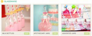 Glassware Kara's Party Ideas Shop