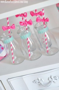 Hello Kitty Birthday Party via Kara's Party Ideas Ideas -www.KarasPartyIdeas.com-shop-112