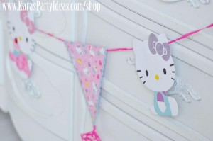 Hello Kitty Birthday Party via Kara's Party Ideas Ideas -www.KarasPartyIdeas.com-shop-138