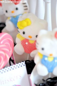 Hello Kitty Birthday Party via Kara's Party Ideas Ideas -www.KarasPartyIdeas.com-shop-57
