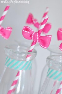 Hello Kitty Birthday Party via Kara's Party Ideas Ideas -www.KarasPartyIdeas.com-shop-84