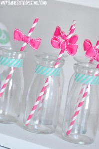 Hello Kitty Birthday Party via Kara's Party Ideas Ideas -www.KarasPartyIdeas.com-shop-85