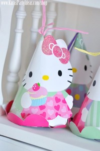 Hello Kitty Birthday Party via Kara's Party Ideas Ideas -www.KarasPartyIdeas.com-shop-86