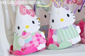 Hello Kitty Birthday Party via Kara's Party Ideas Ideas -www.KarasPartyIdeas.com-shop-90