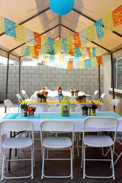 7th Birthday Mexican Fiesta | Kara''s Party Ideas