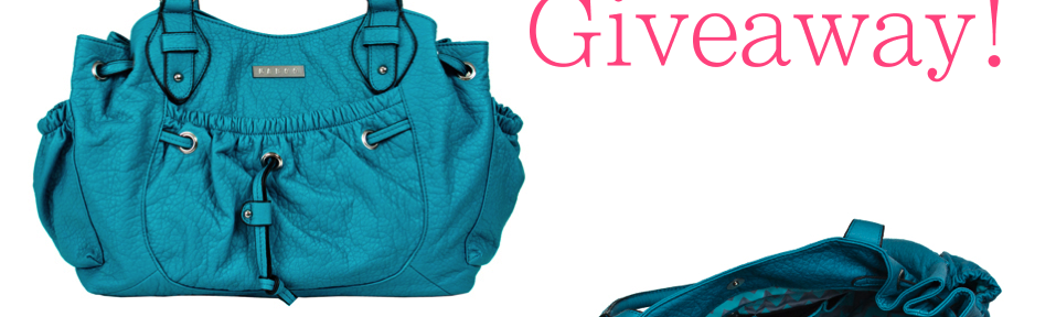 Kaboo Bag Giveaway! Win TWO bags! Via www.KarasPartyIdeas.com