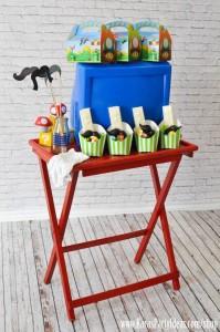 Mario Themed Birthday Party via Kara's Party Ideas - www.KarasPartyIdeas.com-10