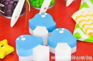 Mario Themed Birthday Party via Kara's Party Ideas - www.KarasPartyIdeas.com-13