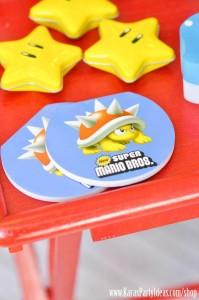 Mario Themed Birthday Party via Kara's Party Ideas - www.KarasPartyIdeas.com-16