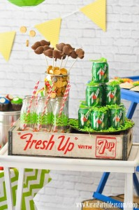 Mario Themed Birthday Party via Kara's Party Ideas - www.KarasPartyIdeas.com-25