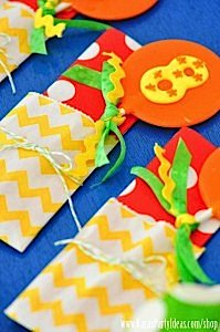 Mario Themed Birthday Party via Kara's Party Ideas - www.KarasPartyIdeas.com-27