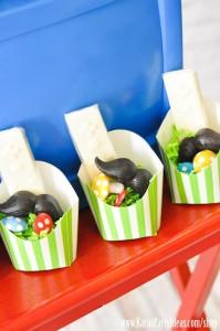 Mario Themed Birthday Party via Kara's Party Ideas - www.KarasPartyIdeas.com-4