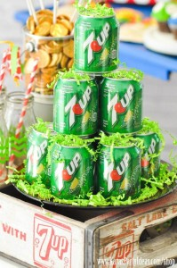 Mario Themed Birthday Party via Kara's Party Ideas - www.KarasPartyIdeas.com-48