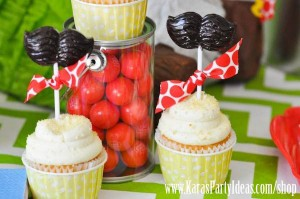 Mario Themed Birthday Party via Kara's Party Ideas - www.KarasPartyIdeas.com-50