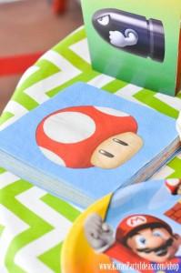 Mario Themed Birthday Party via Kara's Party Ideas - www.KarasPartyIdeas.com-51