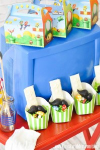 Mario Themed Birthday Party via Kara's Party Ideas - www.KarasPartyIdeas.com-8