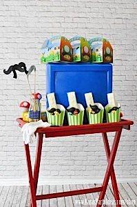 Mario Themed Birthday Party via Kara's Party Ideas - www.KarasPartyIdeas.com-9
