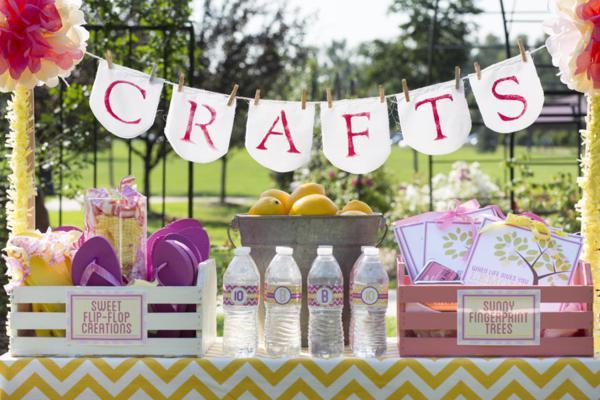 Kara S Party Ideas Sweet And Sunny Lemonade 10th Birthday