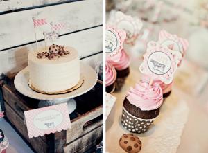 Pink farm girly barn cowgirl birthday party planning via Kara's Party Ideas - www.KarasPartyIdeas.com