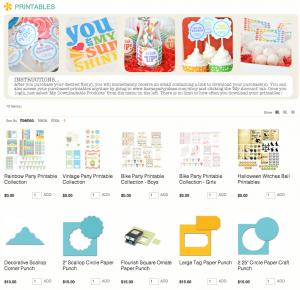 Printables Kara's Party Ideas Shop