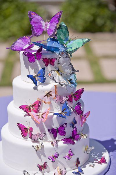 Kara S Party Ideas Butterfly Themed Bridal Shower Kara S