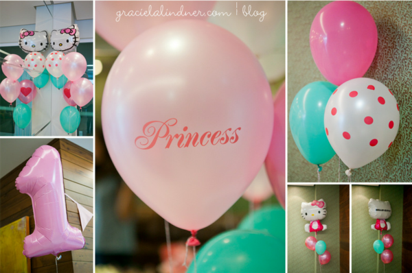 Kara S Party Ideas Hello Kitty 1st Birthday Party Kara S Party Ideas
