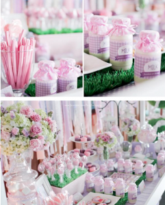 Sweet Shoppe + Peppa Pig Birthday Party via www.KarasPartyIdeas.com