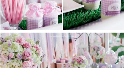 Sweet Shoppe + Peppa Pig Birthday Party via www.KarasPartyIdeas.com