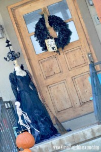 Witches Ball Halloween Party via Kara's Party Ideas Ideas -www.KarasPartyIdeas.com-shop-14