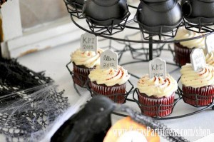 Witches Ball Halloween Party via Kara's Party Ideas Ideas -www.KarasPartyIdeas.com-shop-22