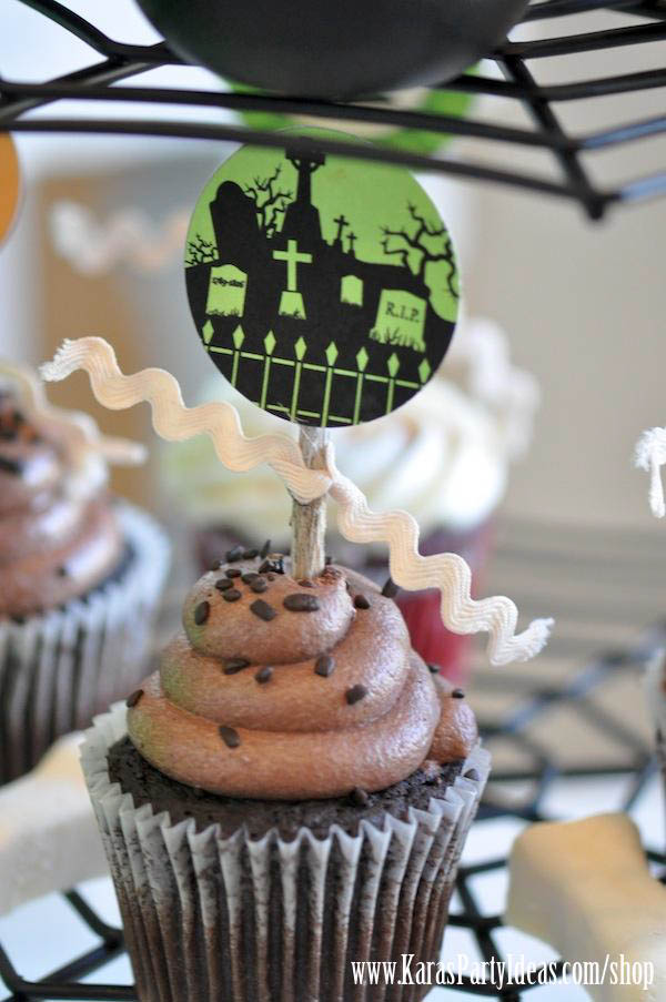 Witches Ball Halloween Party via Kara's Party Ideas Ideas -www.KarasPartyIdeas.com-shop-43