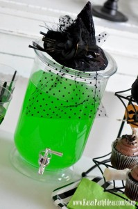 Witches Ball Halloween Party via Kara's Party Ideas Ideas -www.KarasPartyIdeas.com-shop-50