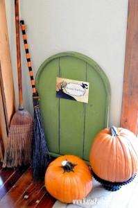 Witches Ball Halloween Party via Kara's Party Ideas Ideas -www.KarasPartyIdeas.com-shop-54