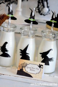 Witches Ball Halloween Party via Kara's Party Ideas Ideas -www.KarasPartyIdeas.com-shop-56