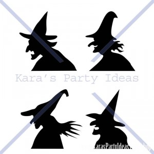 Witches Ball Halloween Party via Kara's Party Ideas Ideas -www.KarasPartyIdeas.com-shop-6