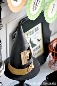 Witches Ball Halloween Party via Kara's Party Ideas Ideas -www.KarasPartyIdeas.com-shop-82