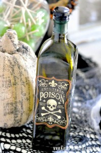 Witches Ball Halloween Party via Kara's Party Ideas Ideas -www.KarasPartyIdeas.com-shop-83