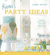 Purchase Kara's Party Ideas Book
