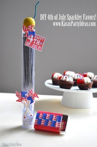 diy-gumball-tube-4th-july-sparkler-favor-flag-pick-pinwheel-ribbon-matchbox-www.karaspartyideas.com