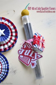 diy-gumball-tube-4th-july-sparkler-favor-www.karaspartyideas.com