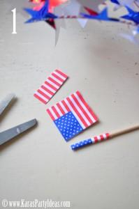flag-pick-pinwheel-tutorial-favor-step-one-www.karaspartyideas.com