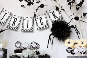 image12 black and white sophistictated old movie halloween printable collection_600x400