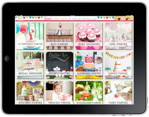 ipad-app-kara's-party-ideas