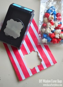 paper bag party 4th of july idea www.karaspartyideas.com tutorial diy how to