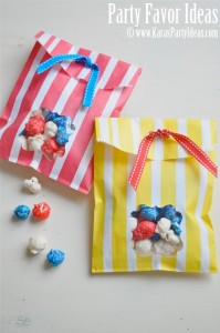 paper bag party 4th of july idea www.karaspartyideas.com