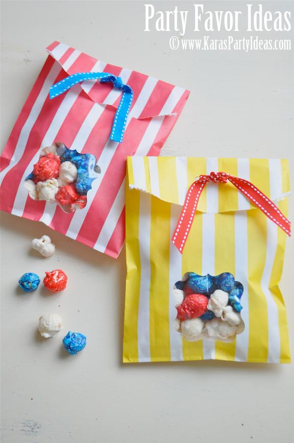 These Adorable Window Favor Bags